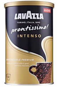 Lavazza Prontissimo Intenso 95g data ważn. 12/2018