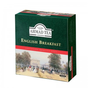 Ahmad English Breakfast  100 torebek