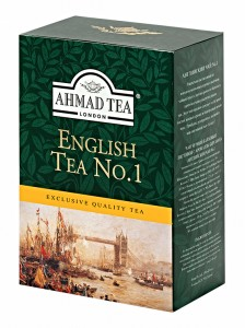 Ahmad English Tea No1 100g