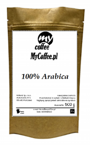 MyCoffee 100% Arabica 250g