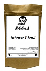MyCoffee Intense Blend 1kg