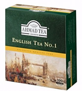 Ahmad English Tea No1  100 torebek