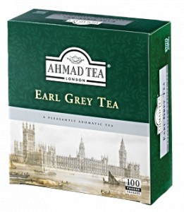 Ahmad Earl Grey Tea 100 torebek