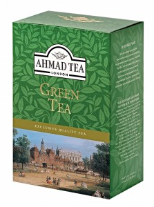 Ahmad Green Tea 100g