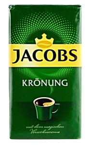Jacobs Kronung 500g ziarnista
