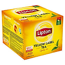 Lipton Yellow Label 100 torebek dwupak